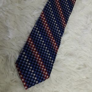 Ties to America Tie Stars USA Red White Blue